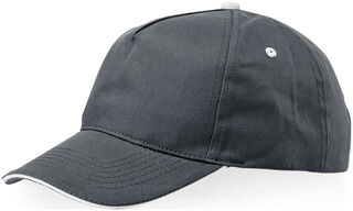 Harvey 5 panel sjawich cap