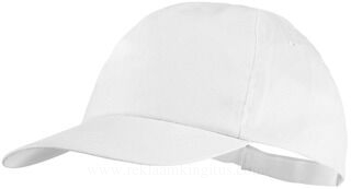 Basic 5 panel cotton cap