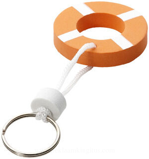 Floating key chain