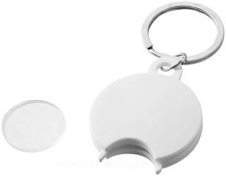 Tempo coin hoidja key chain 3. pilt