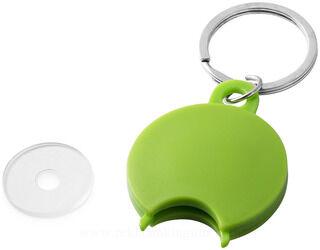 Tempo coin hoidja key chain 4. pilt