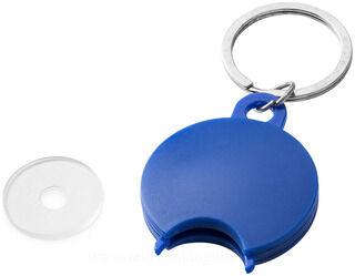 Tempo coin hoidja key chain