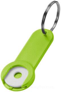 Shoppy coin hoidja key chain 3. pilt