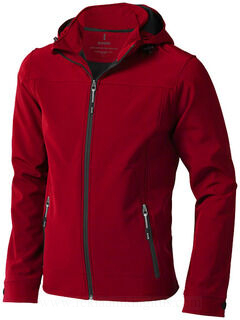Langley softshell jope