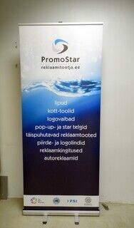 Roll-Up Classic 850x2000mm