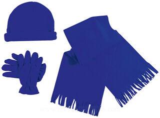 Müts ja sall komplektis 2. pilt
