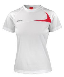 Spiro Ladies` Dash Training Shirt 4. pilt