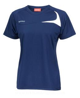 Spiro Ladies` Dash Training Shirt 2. pilt