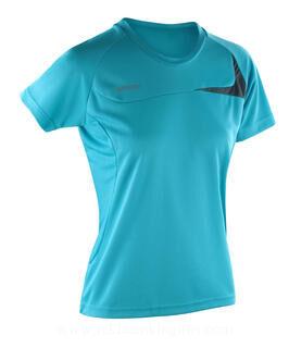 Spiro Ladies` Dash Training Shirt 3. pilt