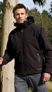 Zorax Z-Tech Hooded Soft Shell