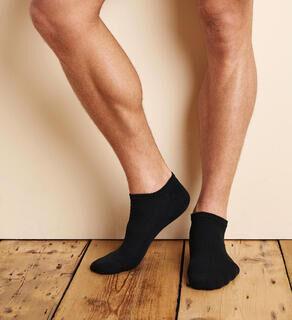 Platinum No Show Men`s Socks