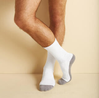 Platinum Crew Men`s Socks