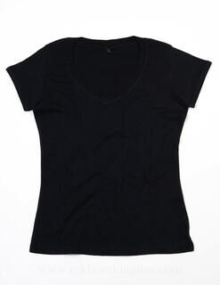 Women`s Lighterweight V-neck Tee