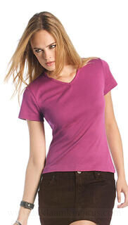 Ladies T V-Neck
