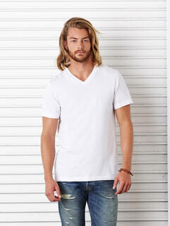 Men`s Jersey V-Neck T-Shirt