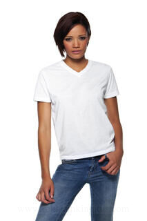 Ladies Subli Plus V-Neck