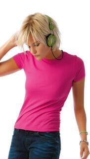 Ladies Polycotton T-Shirt