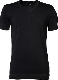 Mens Stretch V-Tee