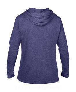 Adult Fashion Basic LS Hooded Tee 13. pilt
