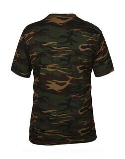 Adult Heavyweight Camouflage Tee 5. pilt