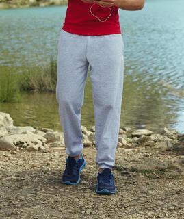 Jog Pant with Elasticated Cuffs 5. pilt