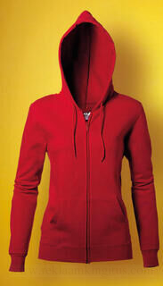 Zip Hood Ladies
