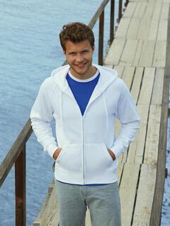 Lightweight Hooded Sweat Jacket