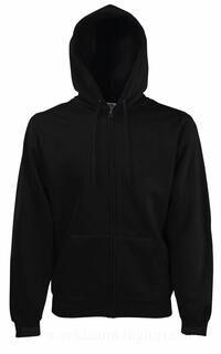 Hooded Zip Sweat