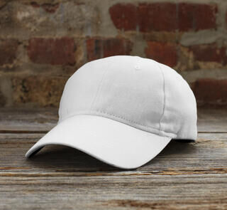 Solid Brushed Twill Cap