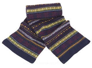Arran Heavy Knit Scarve 2. pilt