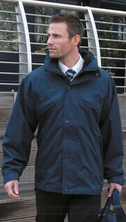 3-in-1 Jacket with Fleece