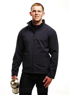 Classic Softshell Jacket 3. pilt