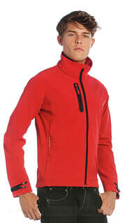 Men Technical Softshell Jacket