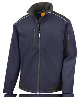 Ripstop Soft Shell Work Jacket