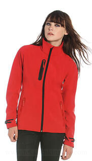 Ladies Technical Softshell Jacket
