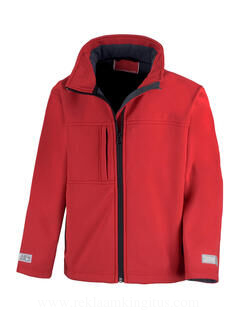 Junior/Youth Classic Soft Shell 3. pilt