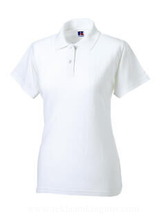 Ladies` Pique Polo