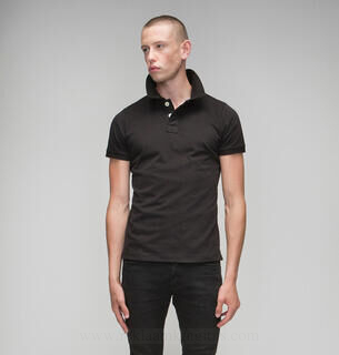Men`s Superstar Jersey Polo