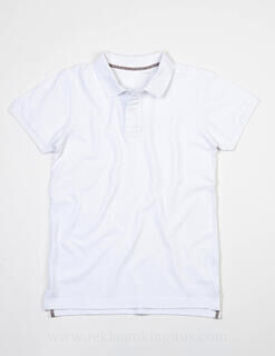 Mens Superstar Polo Shirt