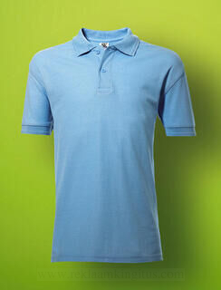 Kids 65/35 Blended Polo