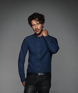 Denim Shirt LS