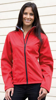 Ladies Core Softshell