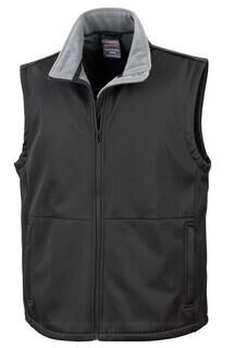 Core Softshell Bodywarmer 2. pilt