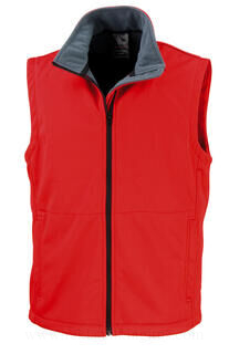 Core Softshell Bodywarmer 4. pilt