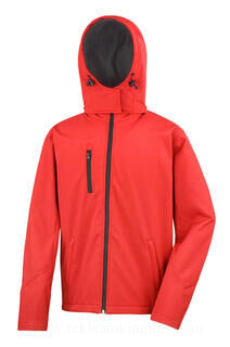 TX Performance Hooded Softshell Jacket 4. kuva