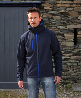 TX Performance Hooded Softshell Jacket 5. kuva