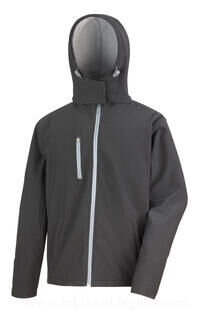 TX Performance Hooded Softshell Jacket 2. kuva