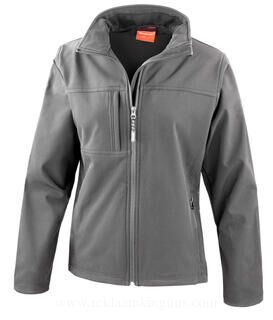 Ladies Classic Softshell Jacket 2. pilt