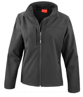 Ladies Classic Softshell Jacket 4. pilt