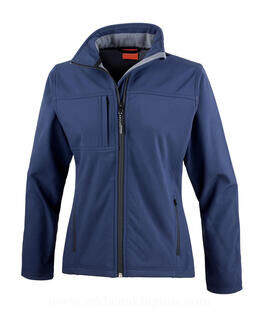 Ladies Classic Softshell Jacket 3. pilt